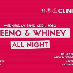 Keeno & Whiney  All Night