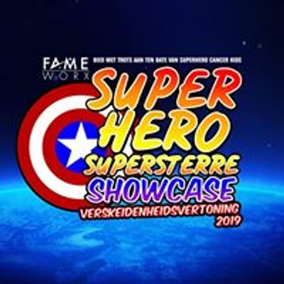 Superhero Supersterre Showcase