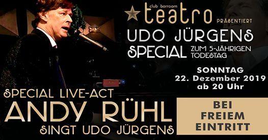 Udo Jrgens Special Teatro