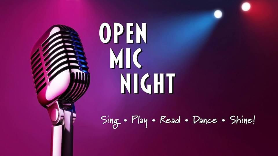 OPEN MIC, 12 November | Event in 165 W 86th St, New York, NY 10024 | AllEvents.in