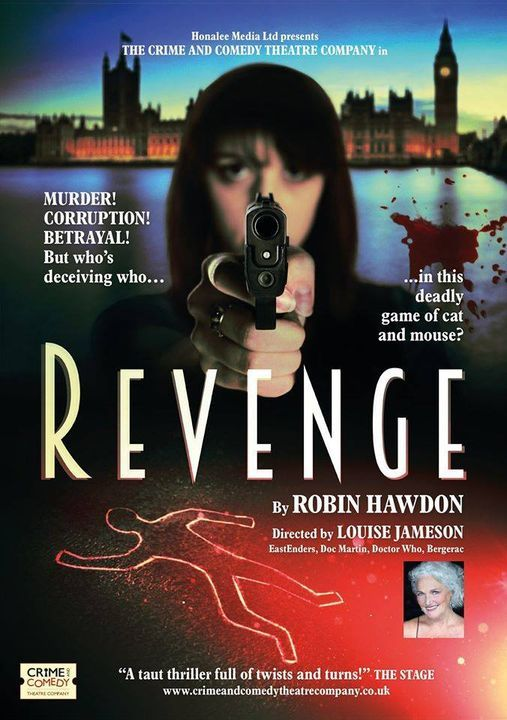 Revenge, directed by Louise Jameson (EastEnders, Doctor Who), 10 April   Event in Poole   AllEvents.in