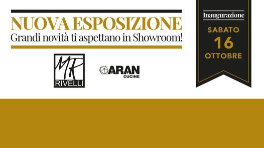 Inaugurazione Nuovo Showroom ARAN | Event in Rome | AllEvents.in