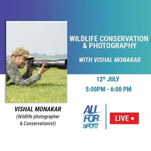 Wildlife Conservation and Photography with Vishal