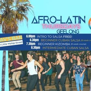 Afro-Latin Thursdays