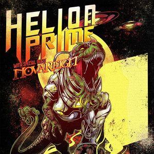 The Cybernetic Terror Tour ft Helion Prime & Novareign