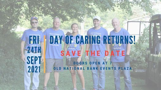 27th Annual Day of Caring, 24 September   Event in Evansville   AllEvents.in