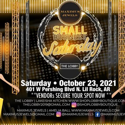 Little Rock Small Business EXPO & Fashion Show