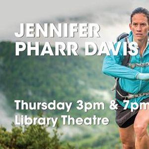 Adventurer of the Year Jennifer Pharr Davis