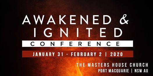 Awakened & Ignited Conference