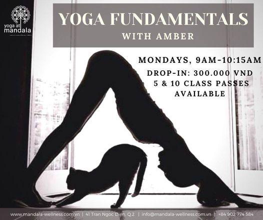 Yoga Fundamentals, 12 April | Event in Ho Chi Minh City | AllEvents.in