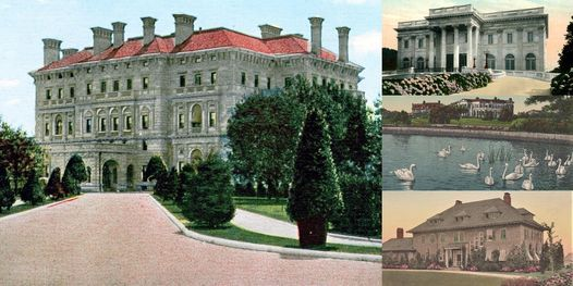 'Gilded Age Newport & The Hamptons, Told through Postcards'  Webinar, 19 May   Online Event   AllEvents.in