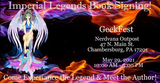 GeekFest 2021, 29 May | Event in Chambersburg | AllEvents.in