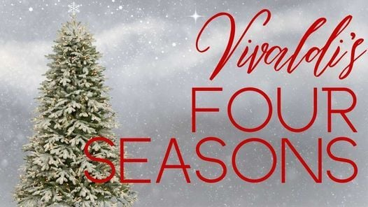 Vivaldi's Four Seasons at Christmas, 1 December | Event in Coventry | AllEvents.in