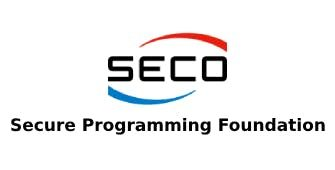 SECO  Secure Programming Foundation 2 Days Training in Kuwait City