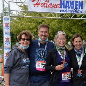 Holland Haven Full Marathon by Back To Health Chiropractic