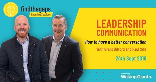 Findthegaps Learning Sessions Leadership Communication
