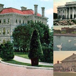 Gilded Age Newport & The Hamptons Told through Postcards  Webinar