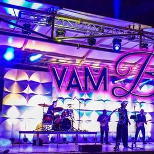 VAM Band Wellington Amphitheater Music Series 630-9 with Food Truck