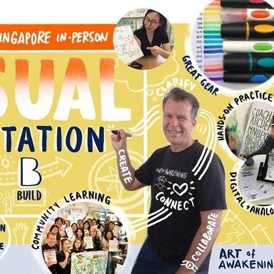 Art of Awakening Visual Facilitation Lab - Singapore Nov 2021