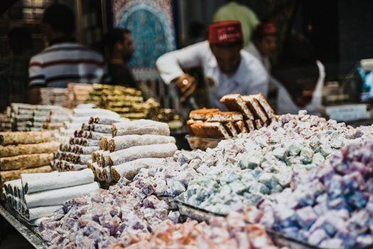 Middle Eastern Sweets Workshop