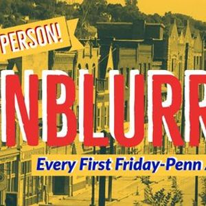 unblurred August First Friday Art Crawl