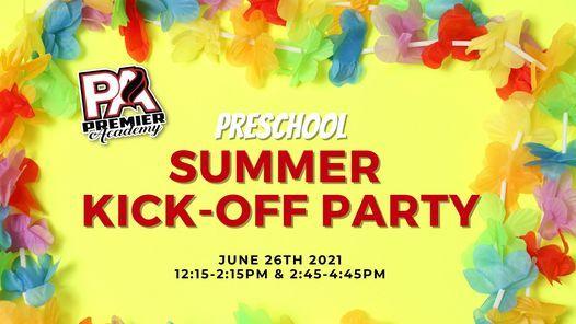Preschool Summer Kick-Off Party, 26 June | Event in Red Deer | AllEvents.in