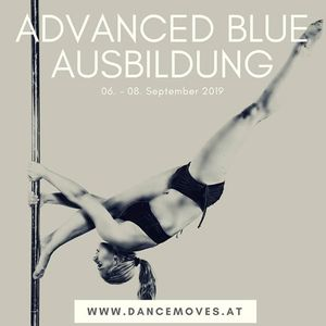 PoleConcepts Advanced BLUE (2) - Trainerausbildung