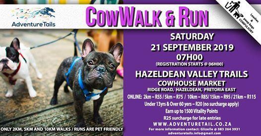 AdventureTails CowWalk & Run