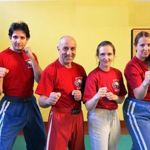 Kickboxing e JKD CAAM Fighters