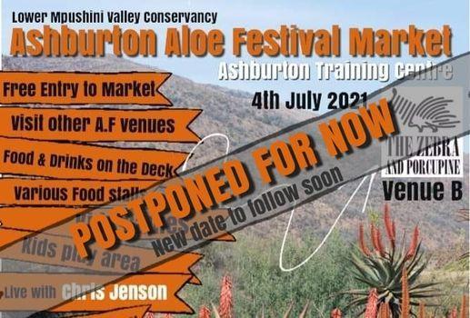 Aloe Festival Market, 4 July   Event in Pietermaritzburg   AllEvents.in