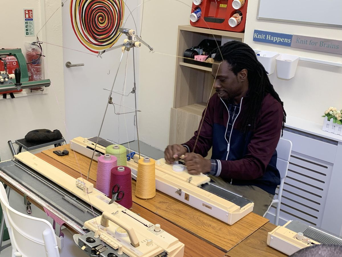 Machine Knitting- Punch Card 'Zoom' Online Class, 3 November | Online Event | AllEvents.in