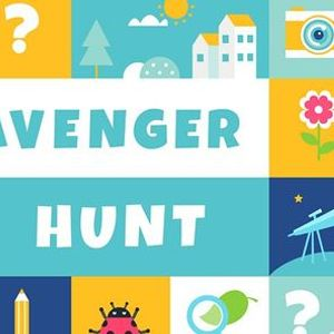 Virtual Scavenger Hunt Partners in Crime