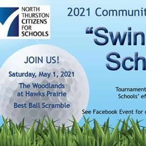 Swinging for Schools Golf Tournament