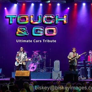 Touch & Go Cars Tribute at the South Florida Fair Coca Cola Stage