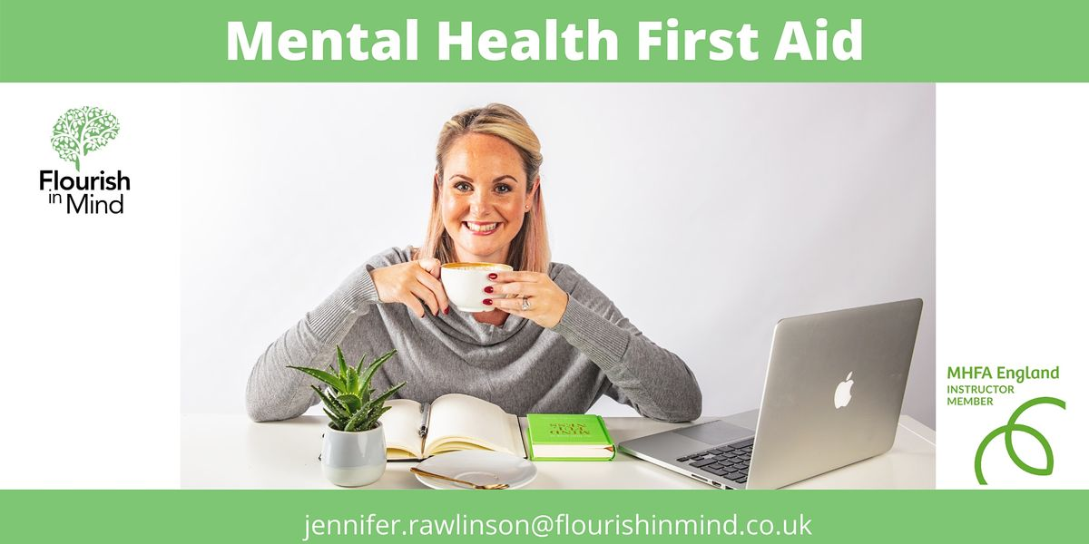 MHFA England Mental Health First Aid- 2 Day Adult, 8 December   Event in Halifax   AllEvents.in