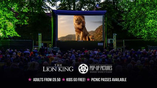 Jungle Book & The Lion King  @The Bury St Eds Open Air Film Fest, 20 August | Event in Bury St Edmunds