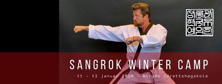 Sangrok Winter Camp