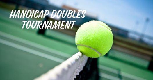 Handicap Doubles Tournament