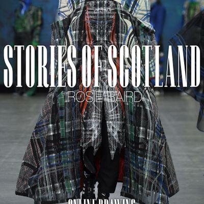 STORIES OF SCOTLAND  BY ROSIE BAIRD