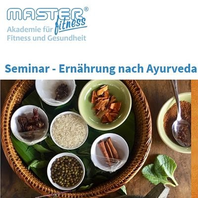Seminar - Ernhrung nach Ayurveda