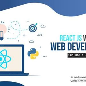 React JS with Python Web Development