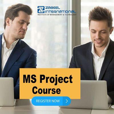 MS Project Training Course in Dubai