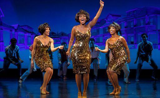 Festive Motown Night