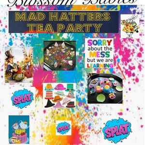 Blossom Babies Mad Hatters Yogi Tea Party & Messy Play Event