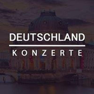 Deutschland Konzerte