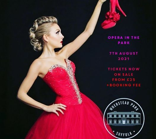 Opera in the Park, 7 August | Event in Ipswich | AllEvents.in