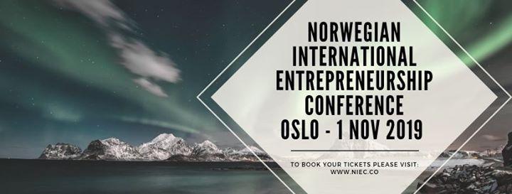 Norwegian International Entrepreneur Conference 2019