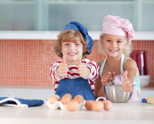 Koch Kids-Kochen mit allen SinnenWeihnachten