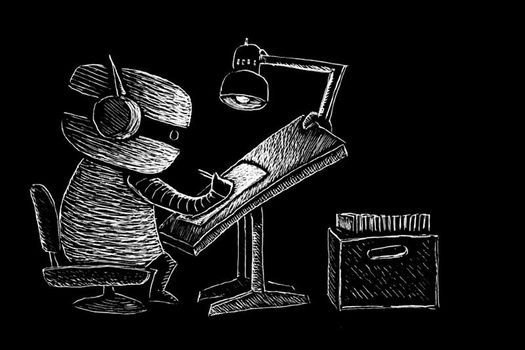 Music to Draw To - Kid Koala, 10 December | Event in Abu Dhabi | AllEvents.in