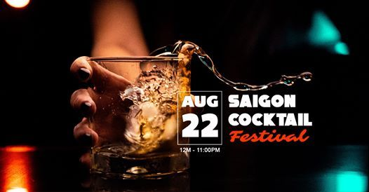 L Hi Cocktail Saigon  Saigon Cocktail Festival 2020
